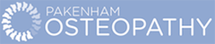Pakenham Osteopathy Logo