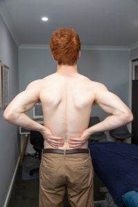 Back pain cause