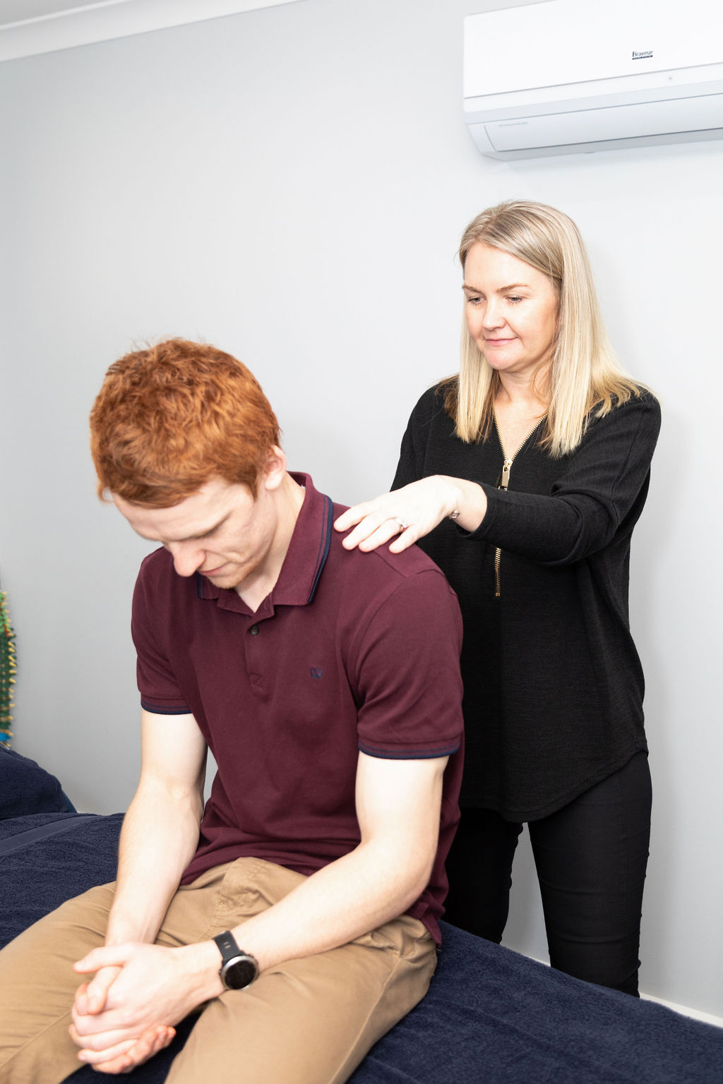 Posture pain relief