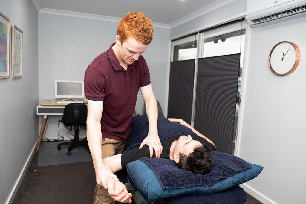 Shoulder pain cure