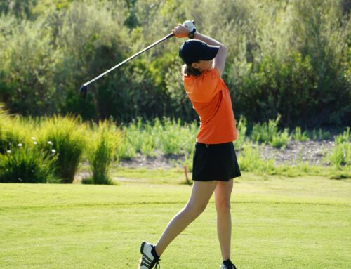 GOLFERS ELBOW – NOT JUST FOR TIGER WOODS