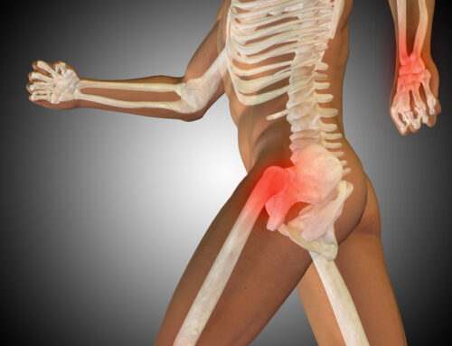Pain on the outside of your hip?