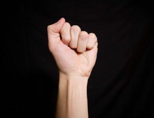 Cracking my knuckles… Am I Doing Damage?